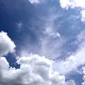Photos: ある日の空