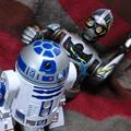 Photos: R2-D2とC-3PO