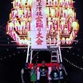 八幡西区町上津役盆踊り(2013.8.13〜14)