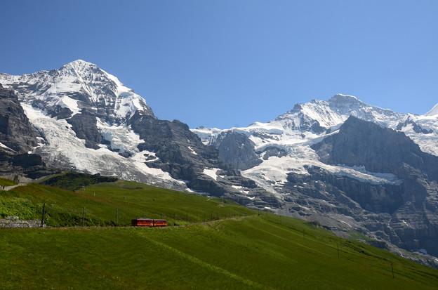01.Monch and Jungfrau