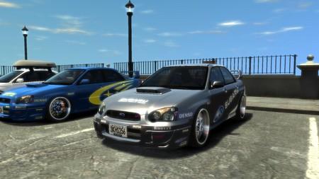 Subaru WRC 2008