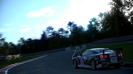 日産 GT-R N24 GTアカデミー ニュルブルクリンク24h タイムトライアル6