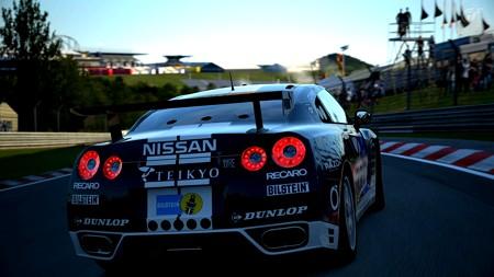 日産 GT-R N24 GTアカデミー ニュルブルクリンク24h タイムトライアル3