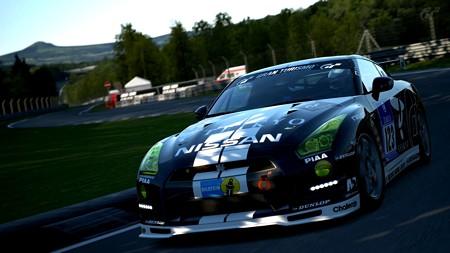 日産 GT-R N24 GTアカデミー ニュルブルクリンク24h タイムトライアル