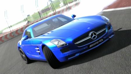 メルセデス・ベンツ SLS AMG ケープリンク ドリフトトライアル