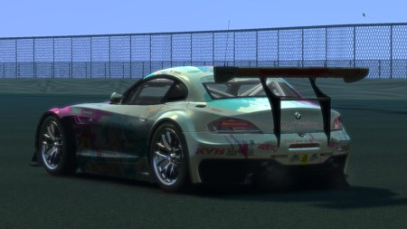 GSR 初音ミク BMW Z4 GT34