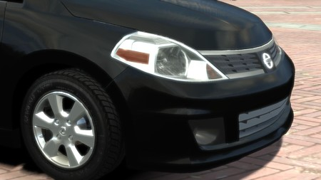 '09 Nissan Versa3