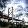 瀬戸大橋(HDR風に)