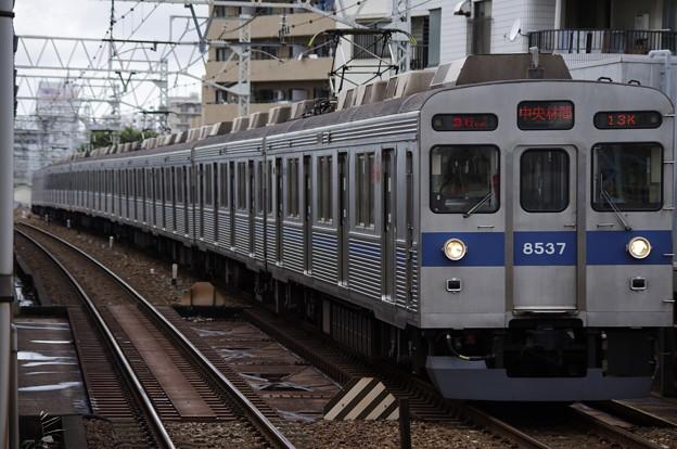 東武スカイツリーライン直通 東急8500系