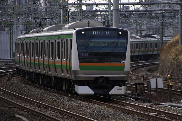 東海道本線 E233系3000番台