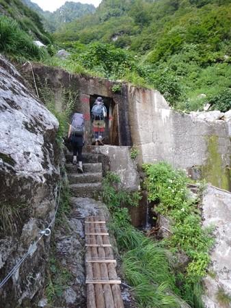 登山 下ノ廊下29
